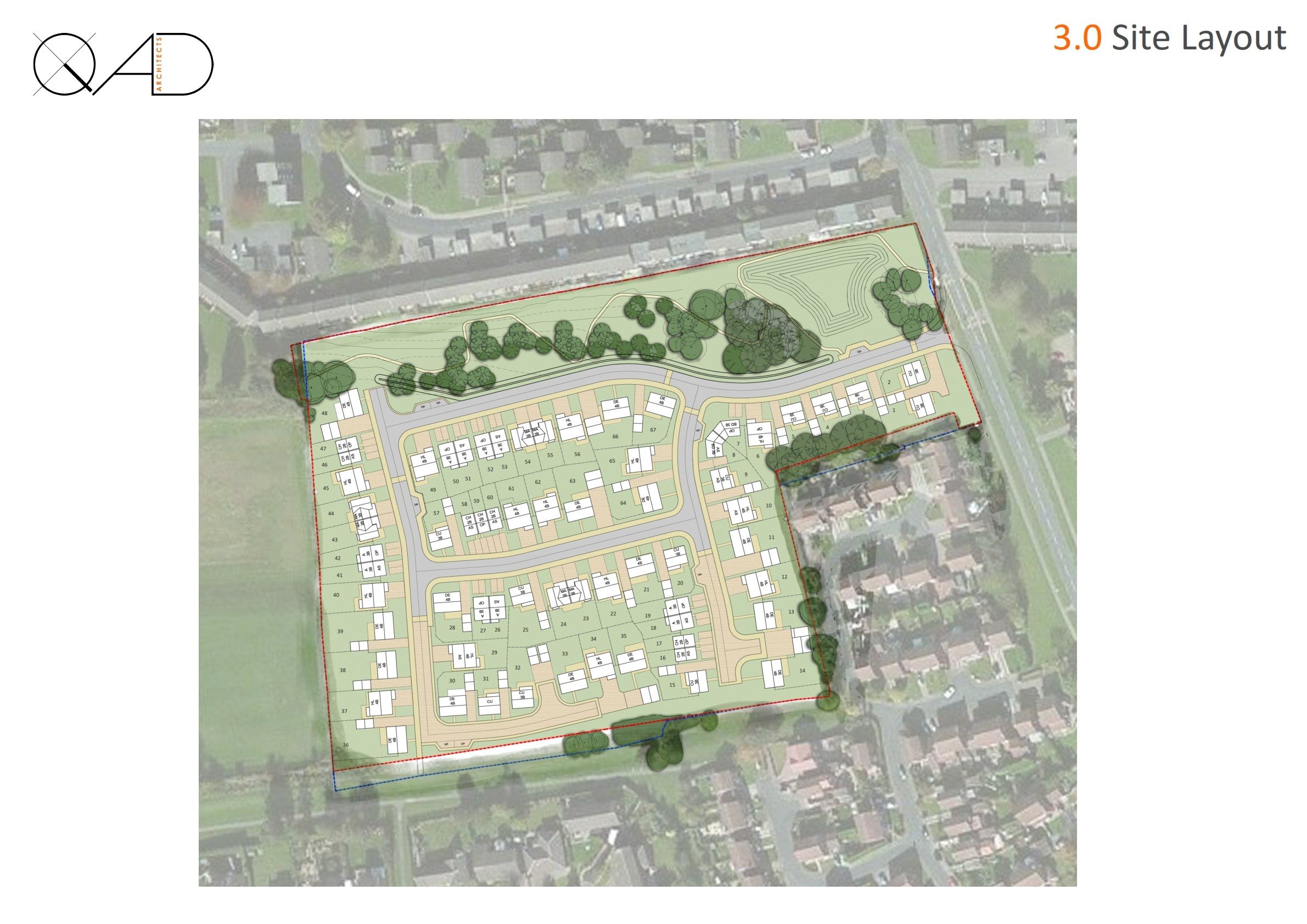 Proposed Residential Development